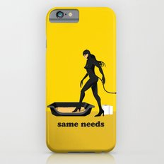 about same needs iPhone 6s Slim Case