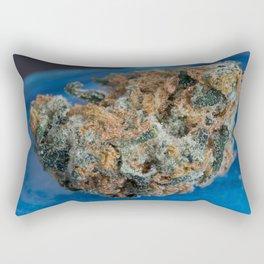 Jenny's Kush Medicinal Marijuana Rectangular Pillow