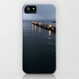 A Storm is coming..... iPhone Case