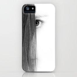Vikki by Ringlight iPhone Case