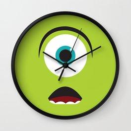 Monsters Inc. No. 1 Wall Clock