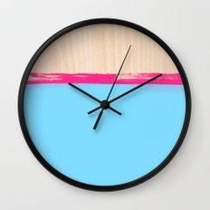 Sorbet VI Wall Clock