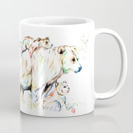 Bear Family - and then there were 3 Coffee Mug