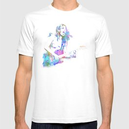 Ellie Watercolour T-shirt