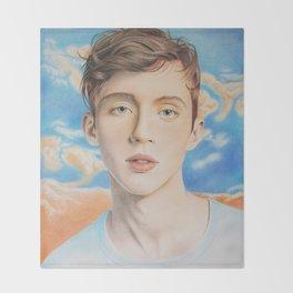 Troye Sivan Throw Blanket