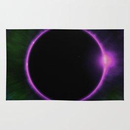Pink Solar Ring Rug