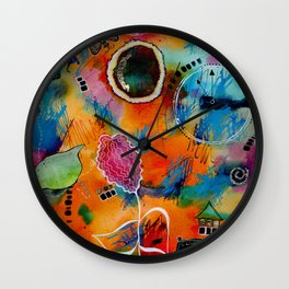 Time to Emerge Wall Clock