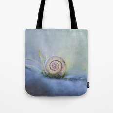 Silent song Tote Bag