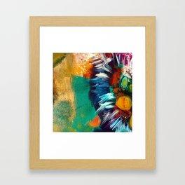 Nesting Grounds Framed Art Print