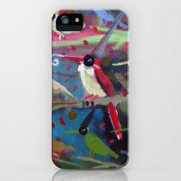 Party Birds iPhone Case