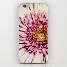 FLOWERS V iPhone & iPod Skin
