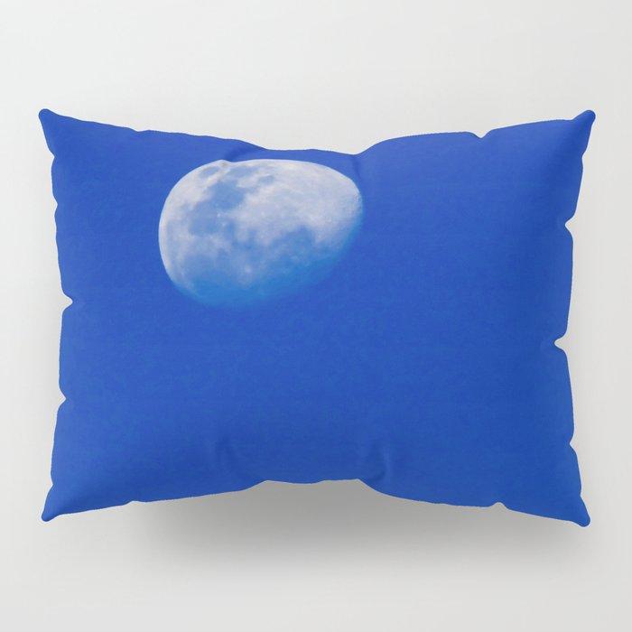 Day Moon Pillow Sham