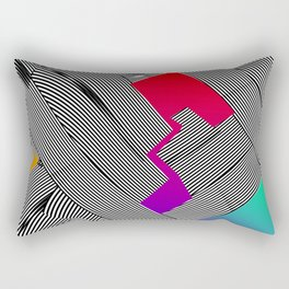 Paperclip Rectangular Pillow