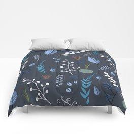 floral dreams 2 Comforters