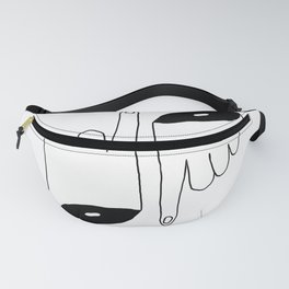 Up & Down Fanny Pack