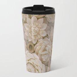 Paper Bouquet Travel Mug