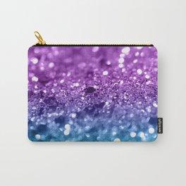 Unicorn Girls Glitter #19 #shiny #decor #art #society6 Carry-All Pouch
