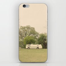 lost in the trees::austin iPhone & iPod Skin