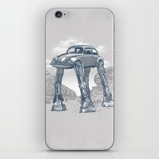 Star Warsvergnugen iPhone & iPod Skin