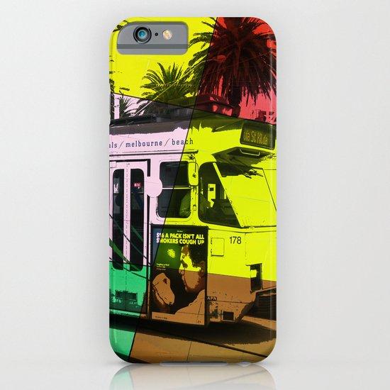 Melbourne Tram iPhone & iPod Case