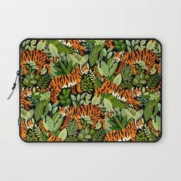 Bengal Tiger Jungle Laptop Sleeve