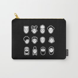 Queens & Kings Carry-All Pouch