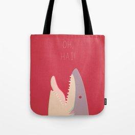 Sharky Tote Bag