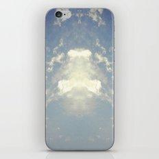 Cloud Blot iPhone & iPod Skin