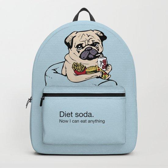 Diet Soda Backpack