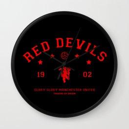 Red Devil 1902 Wall Clock
