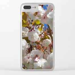Under the Apple Tree Clear iPhone Case
