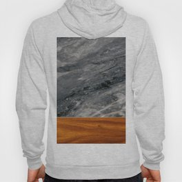 Marble and Wood 3 Hoody