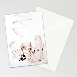 Still-Life with fruits Stationery Cards