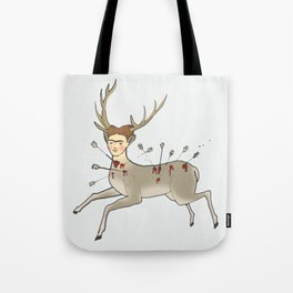 DEER FRIDA Tote Bag
