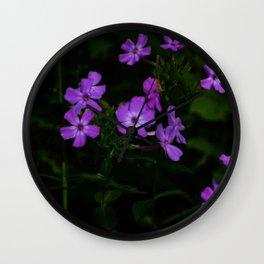 Purple... Wall Clock