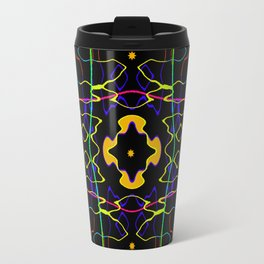 Some light areas in darkness ... Travel Mug