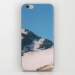 glacier ntl park part 1 iPhone Skin