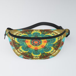 Mandalas from the Depth of Love 26 Fanny Pack