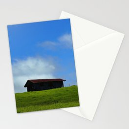 All Alone On The Hill Stationery Cards
