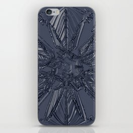 Snow Marries Stone iPhone Skin