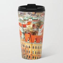 Cracow art 14 #cracow #krakow #city Travel Mug