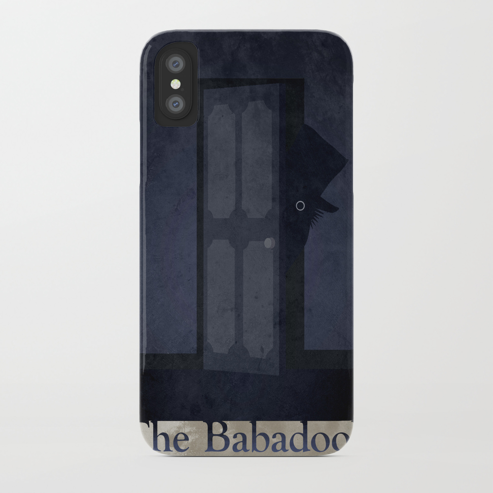 The Babadook Phone Case by Ryanswannick PCS6060808