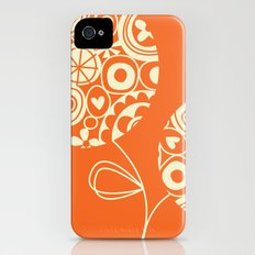 Sunburst bouquet iPhone (4, 4s) Slim Case