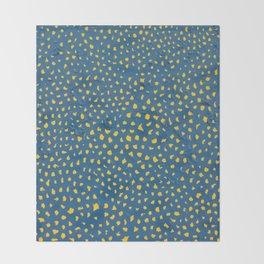 Yayoi Kusama - Nets (1997-98) Throw Blanket