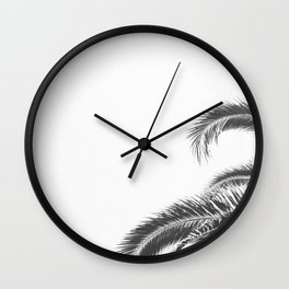 CALI VIBES Wall Clock