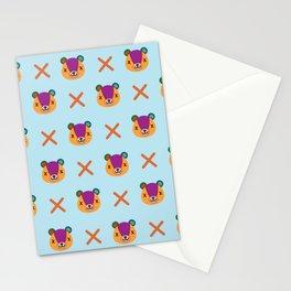 Animal Crossing New Leaf Stitches Teddy Bear Stationery Cards