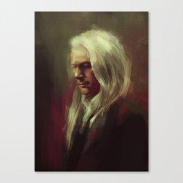 Lucius Canvas Print