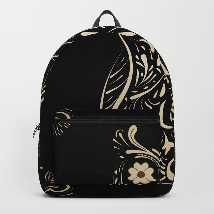 A wise bird the Owl. Backpack