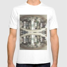 Scots Mens Fitted Tee White MEDIUM
