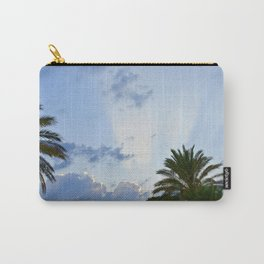 Palms on Clouds  Carry-All Pouch